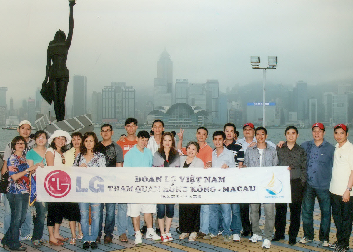 Du lịch Hồng Kong