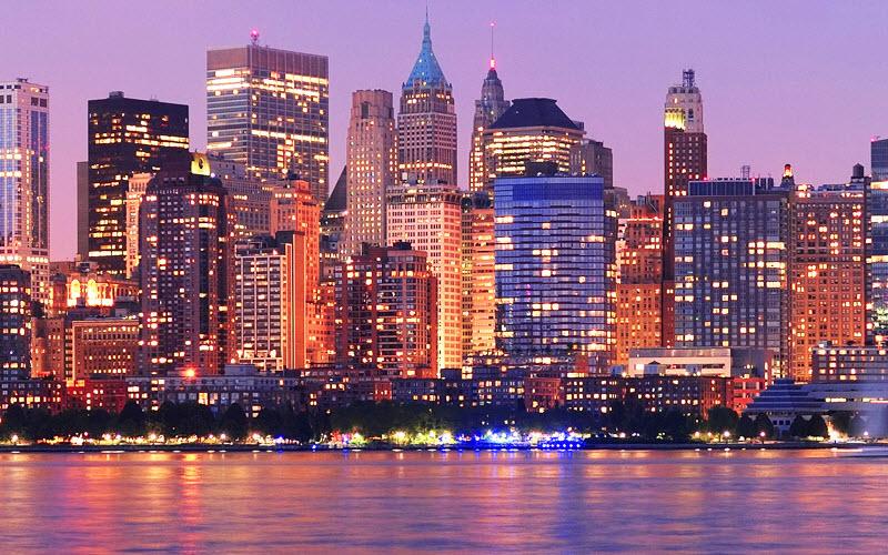 New York – Philadelphia - Washington D.C - Boston - Los Angeles – San Diego - Las Vegas