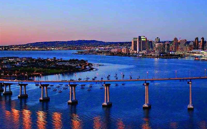 New York - Philadelphia - Washington DC - Las Vegas - Los Angeles - San Diego